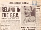 1973 Irish Press Cover