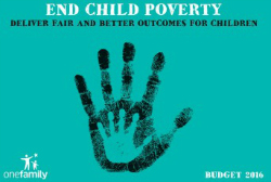 End Child Poverty 250