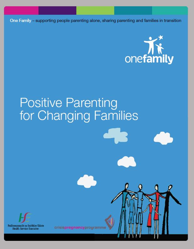 Positive Parenting for Changing Families Cover
