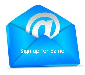 Sign up for ezine button