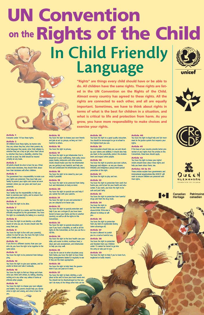 UNCRTC_Child Friendly Language